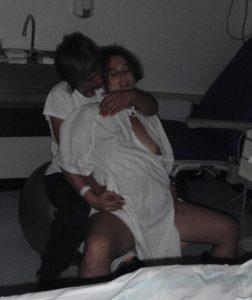 Dilatación parto Dámaris