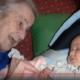Nora con bisabuela